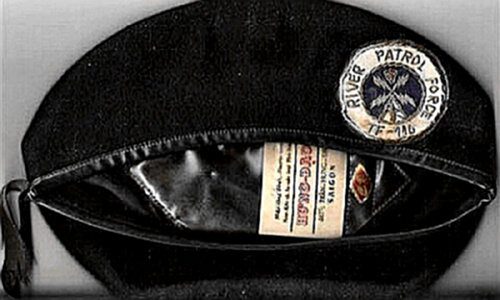 Black Beret of the Gamewardens of the Mekong Delta