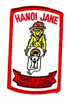 Hanoi Jane patch
